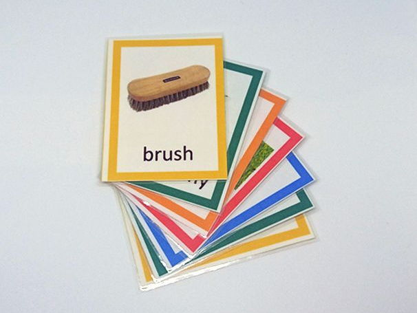 R Blend Articulation Cards