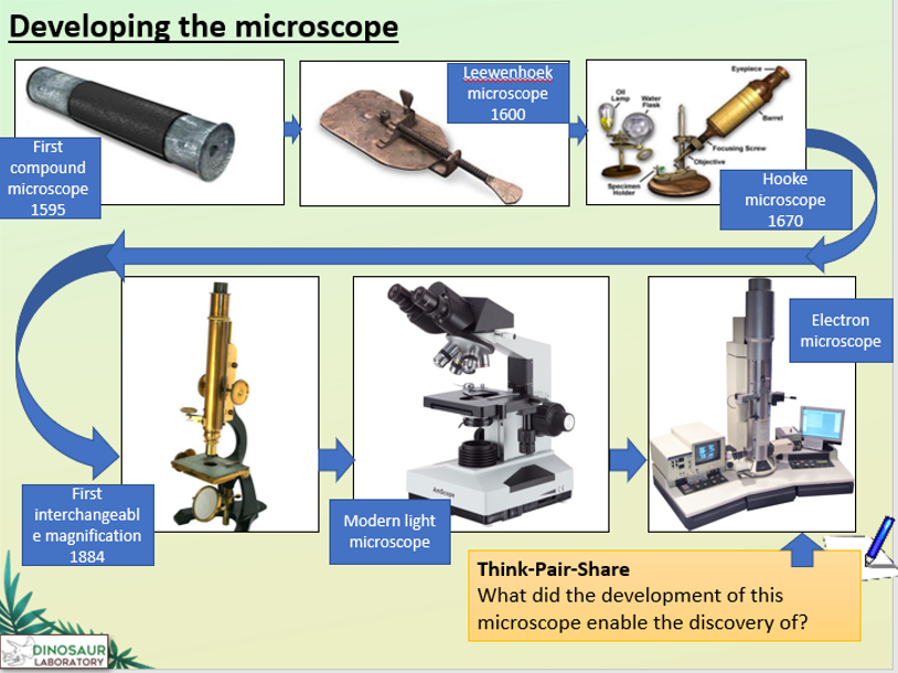KS4 B1.1 Microscopes