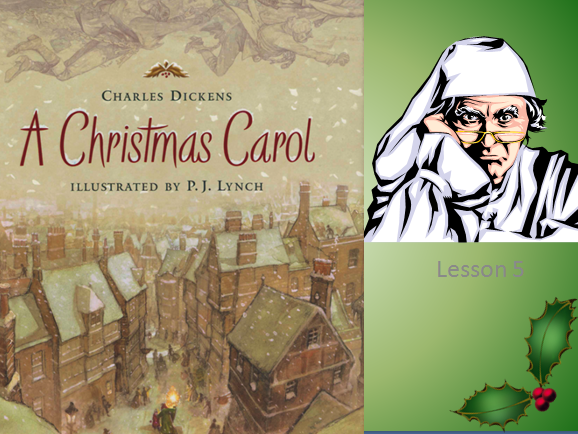 A Christmas Carol - Whole Unit of Work