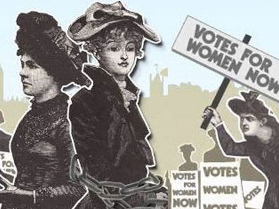Votes for Women, video and resource pack