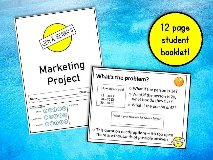 Enterprise Project (Slides and Booklet)