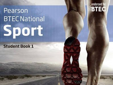 BTEC Sport. REVISION BUNDLE. Unit 1. Level 3.