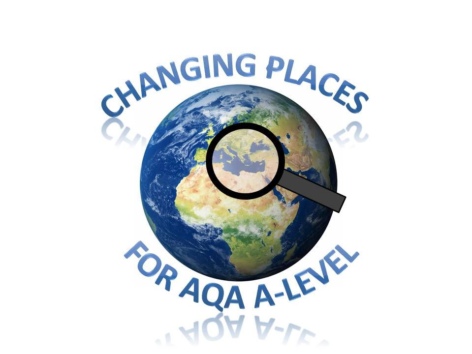 CHANGING PLACES for AQA A-Level