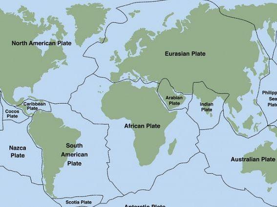 The Structure of the Earth and Tectonic Plates