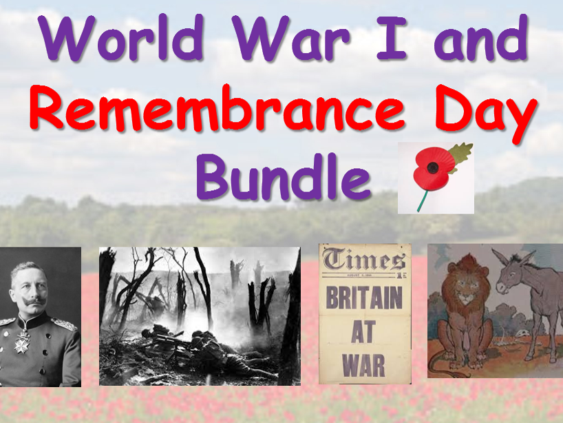 Remembrance and World War I