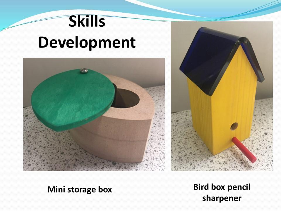 Year 7 D&T Skills Development