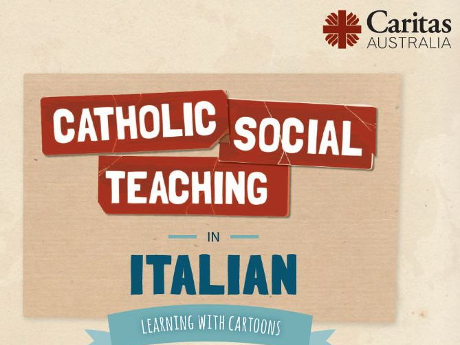 Catholic Social Teaching in Italian