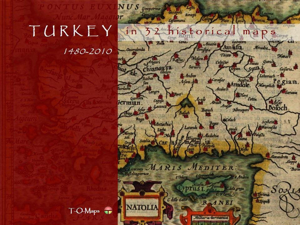 Historical e-Atlas Turkey
