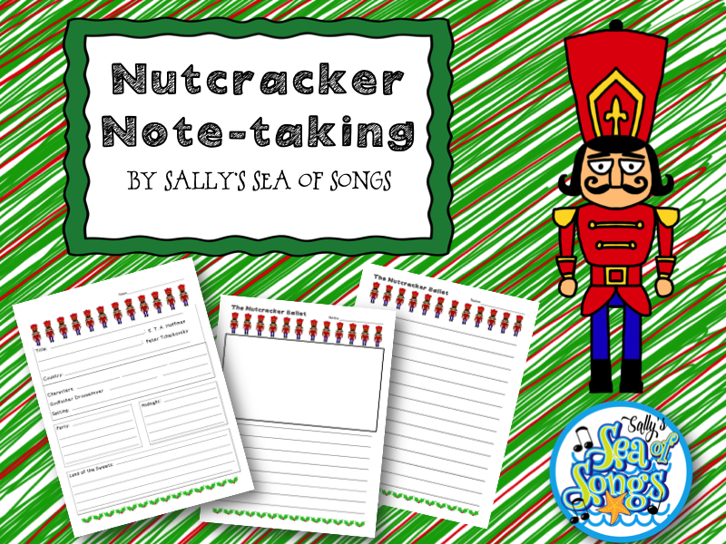 Nutcracker Note-Taking