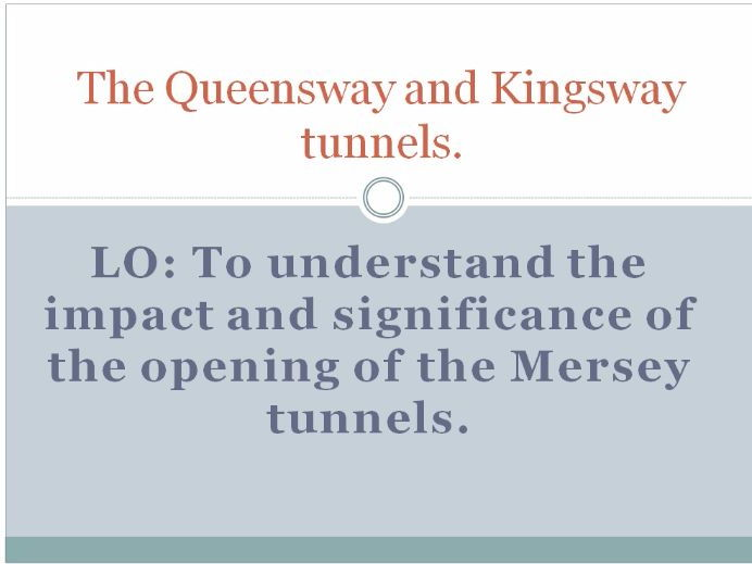 The Queensway tunnel opening (liverpool topic)