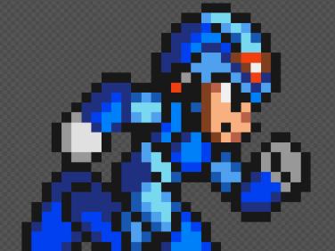 Pixel Art using piskel
