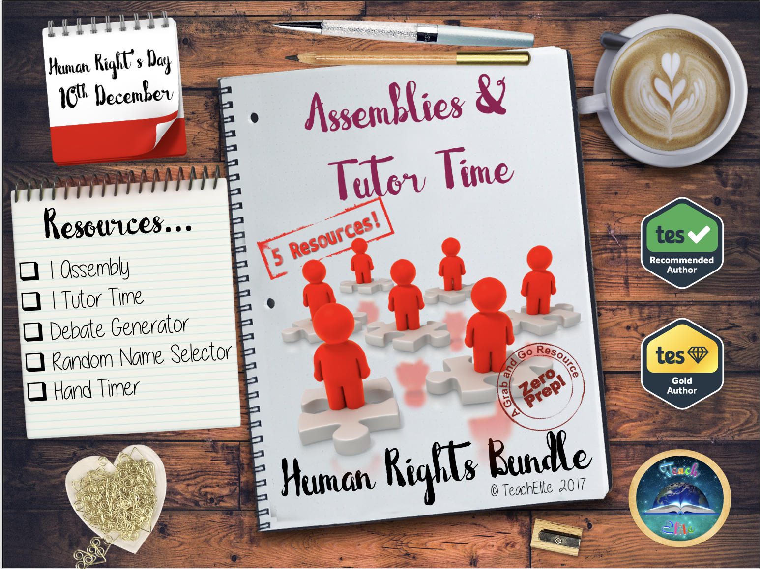 Human Rights Bundle