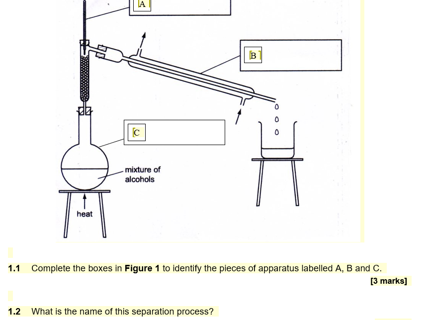 SCIENCE GCSE PRACTICE QUESTIONS PAPER 1 CHEMISTRY.