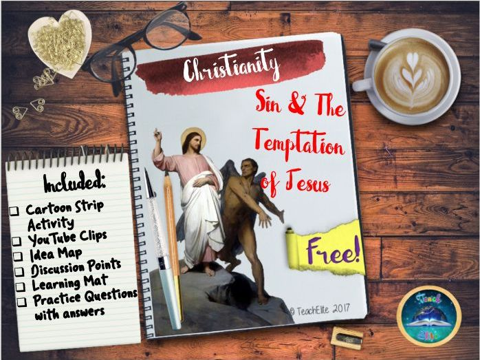 Sin & Temptation of Jesus
