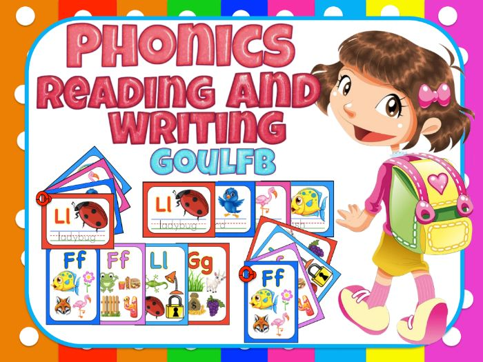 Jolly Phonics- Reading and writing for centers - goulfb