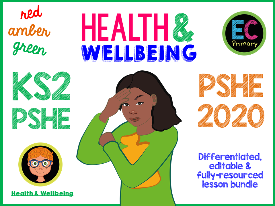Health and Wellbeing PSHE
