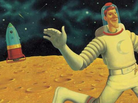Man on the Moon - Five Week Multi Genre Planning and Resources KS1/LKS2