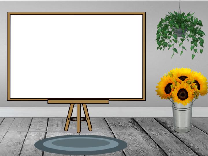 Virtual Classroom Template #2
