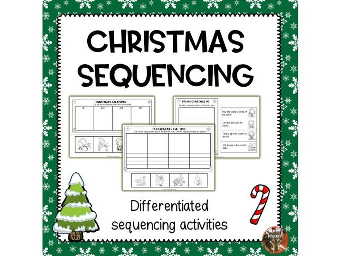 Christmas Sequencing