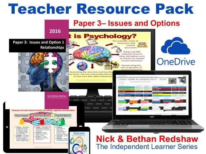 Paper 3 - Complete Teacher Resource Pack (All our TES Resources in one Teaching Pack)