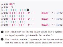 Python Logic Gates