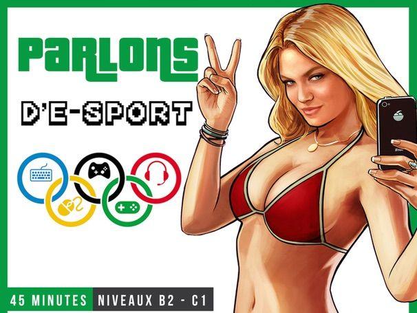 Parlons d'e-sport