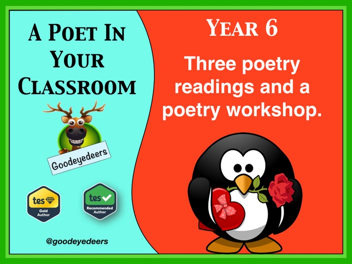 A Poet In Your Classroom - Year 6