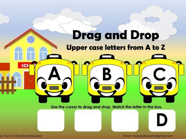 English Alphabet (PowerPoint Presentation)