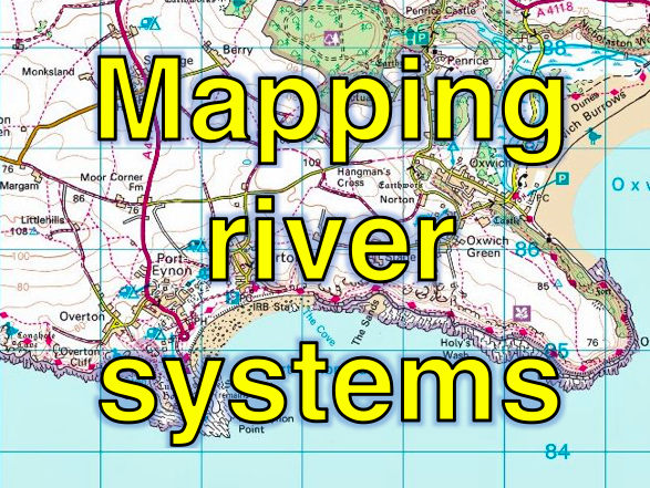 Mapping river systems