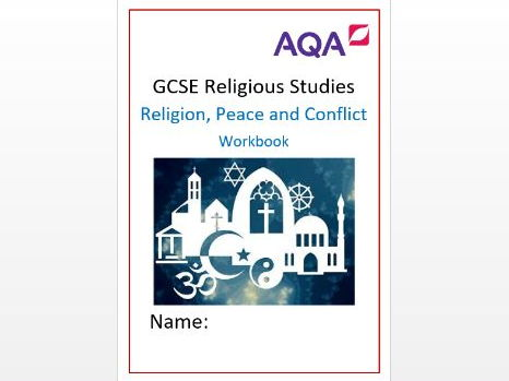 AQA Religious Studies: Religion, Peace and Conflict Workbook