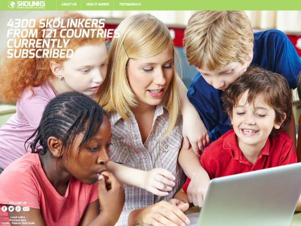 Connecting Classrooms on Skolinks