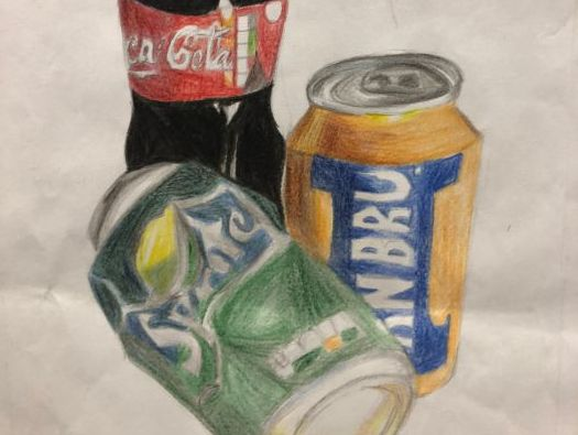 Still Life Unit for ages 11-13