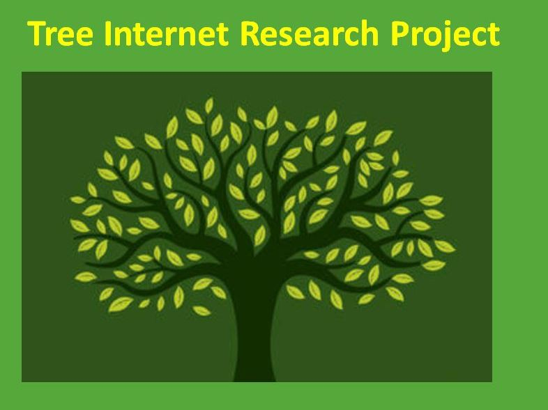 Tree Internet Research Project