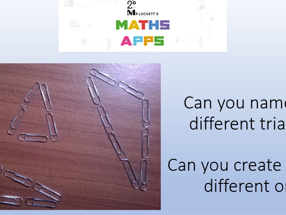 20 different Year 4 Maths Starters