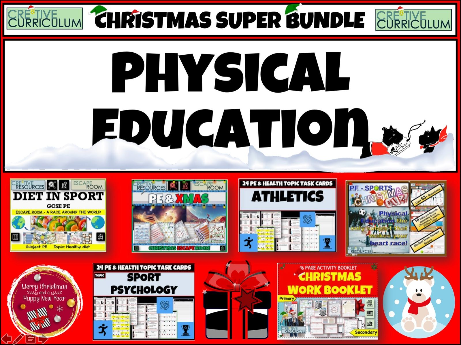 PE Christmas Bundle 2020