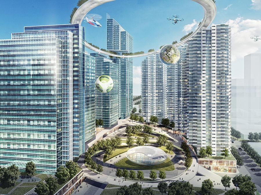 Contemporary Urban Environments - AQA A Level