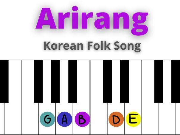 Arirang: Ensemble for beginers