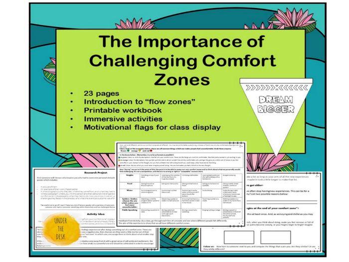Challenging Comfort Zones and Finding Flow