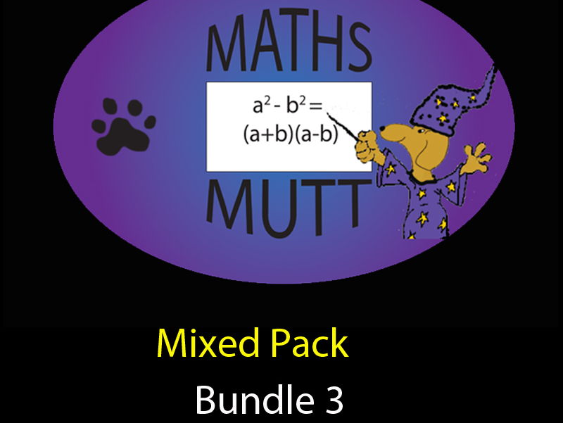 Drill Questions: Mixed Pack Bundle 3