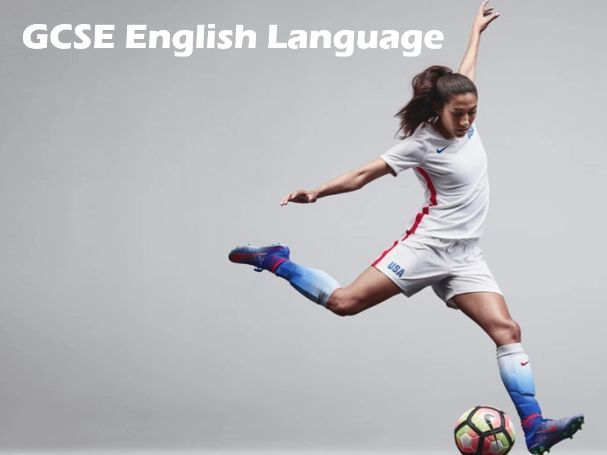 AQA Language Paper 2 Practice - Women's Football