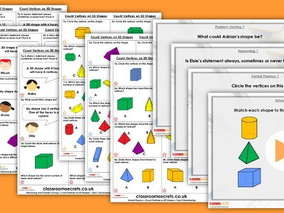 Year 1/2 Mixed Age Autumn Block 3 Step 8 Lesson Pack