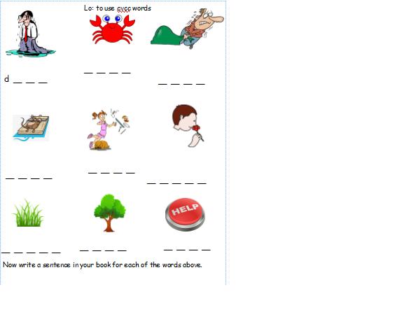 Cvcc And Cvccc Phonics Worksheet Blend Worksheet Teaching Resources