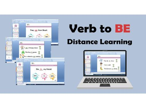 Verb to BE. Distance Learning