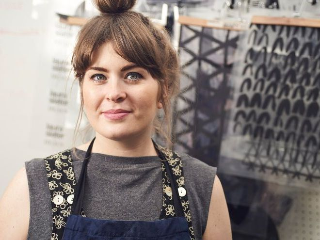 Craft Journeys: Laura Slater, Textile Designer