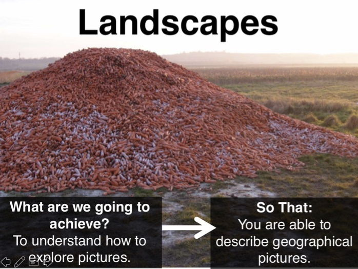 Deeper Picture Analysis - Geography Stand Alone Lesson