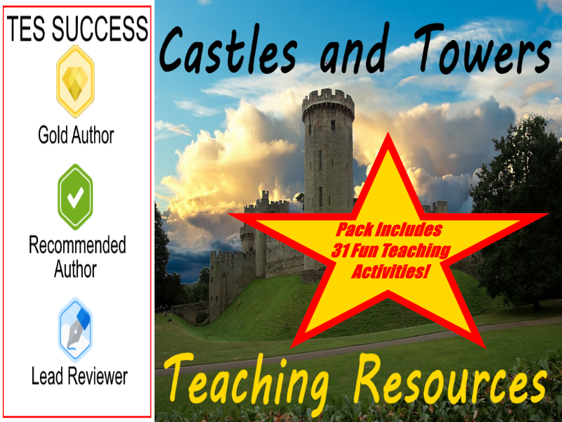Castle and Towers Bundle
