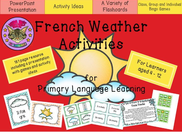 French Weather Resource