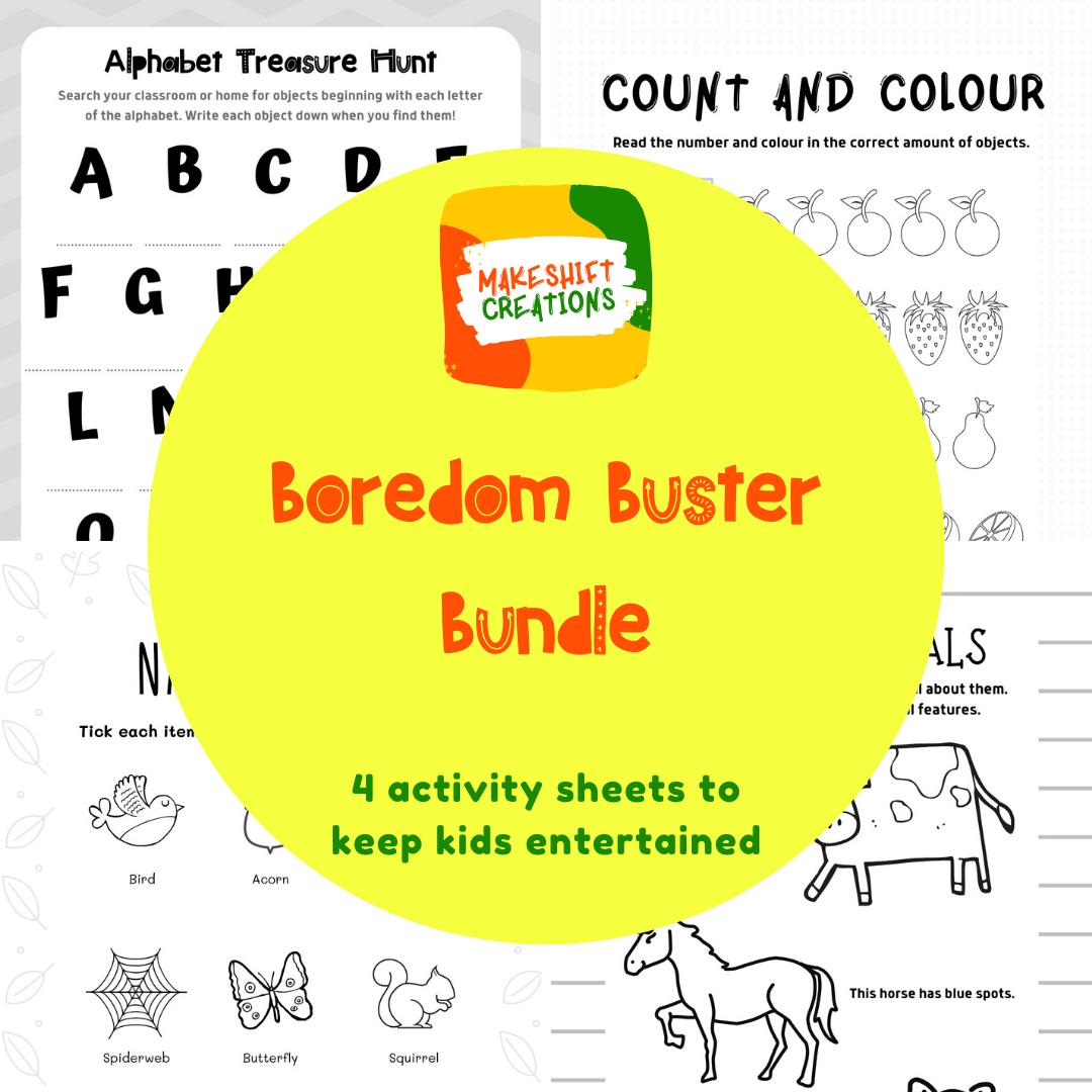 Boredom Buster Bundle