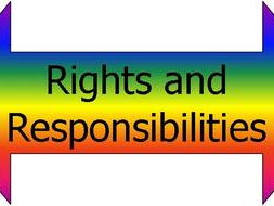 (13.3) Rights and responsibilities.