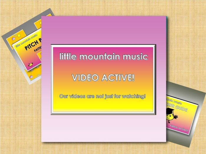 VIDEO ACTIVE! - ONLINE & DOWNLOADABLE RESOURCES FOR THE MUSIC CLASSROOM